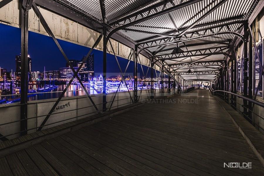 Hamburger Hafen und Speicherstadt