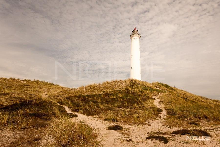 Wandbilder Leuchtturm Lyngvig Fyr