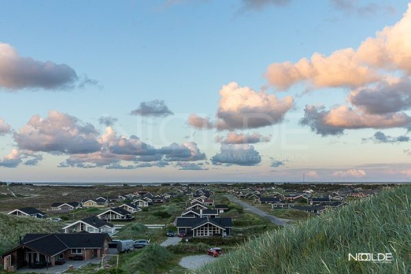 Wandbild Dänemark Jütland