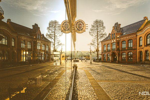 Flensburg am Morgen